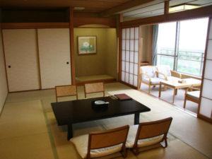 ホテル花水木別館の部屋