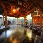 ホテル瑞鳳の露天風呂