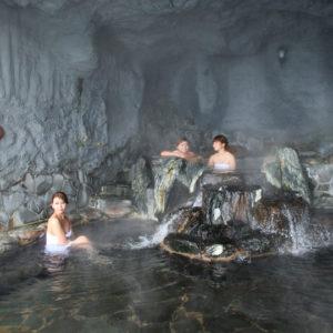 ホテル観洋の露天風呂2