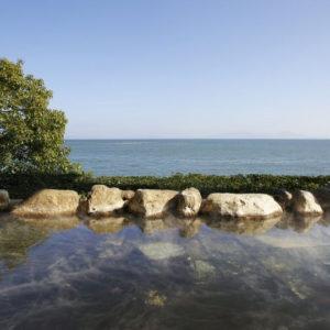 南風楼の露天風呂