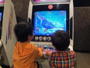 箕面観光ホテルの古いゲーム