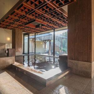 シェラトングランデの大浴場2