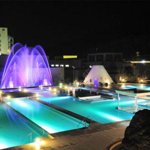 杉乃井ホテルのアクアガーデン