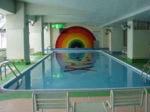 ホテルスパックスのプール