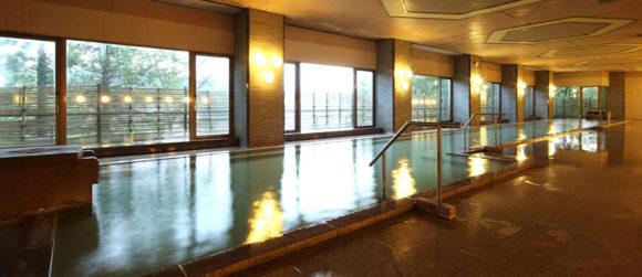 ホテル櫻井の大浴場