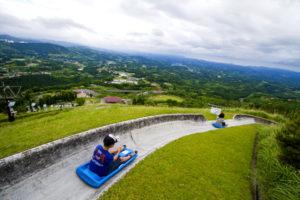 霧島神話の里公園のスーパースライダー