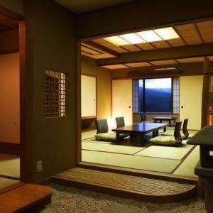 ホテル櫻井の和室