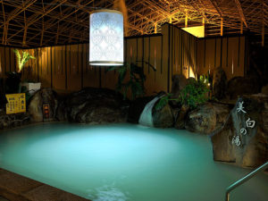 霧島ホテルの女性専用風呂3