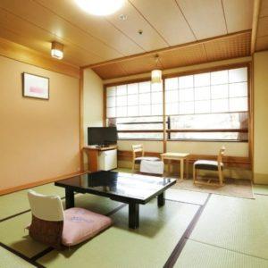 ホテル櫻井の和室十畳