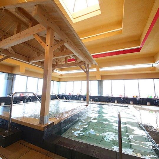 箕面観光ホテルの内風呂
