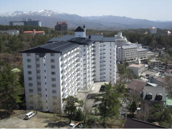 草津温泉ホテルスパックス