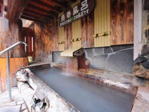 霧島ホテルの女性専用風呂1