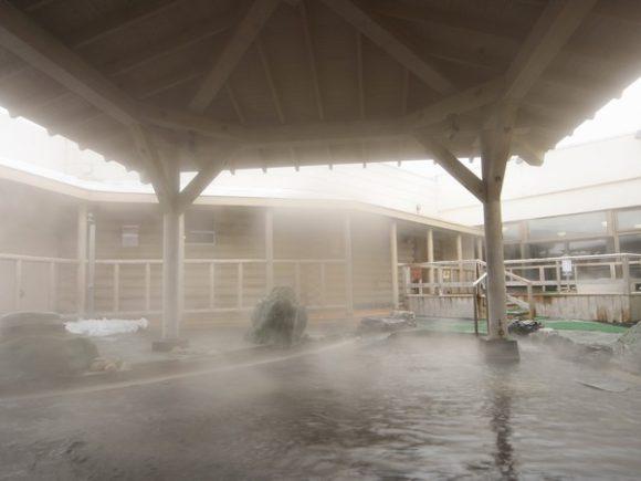 ガトーキングダムの露天風呂
