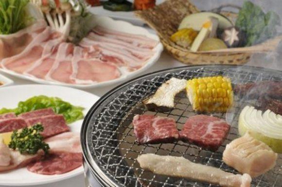 奈良健康ランドの焼肉