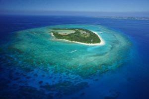ありまばる周辺の水納島