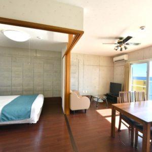 美ら海オンザビーチの部屋